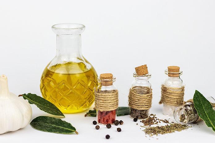 Oleje naturalne na odporność
