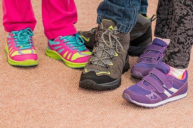 dziecięce buty górskie