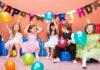 Organizujemy przyjęcie z okazji urodzin dla dziecka