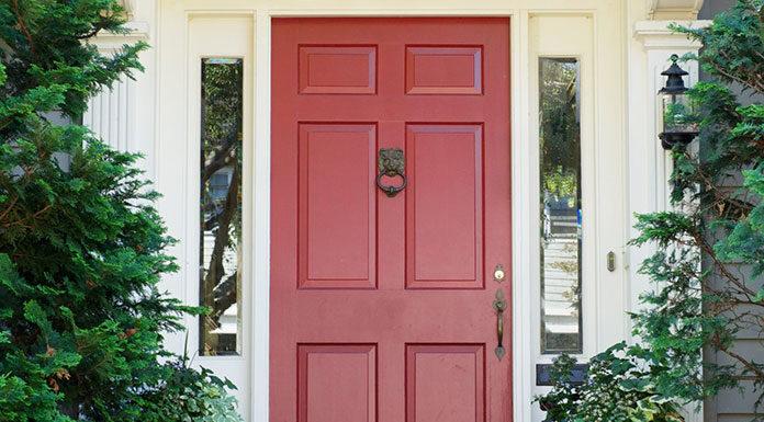 Drzwi przesuwne zewnętrzne element nowoczesnego budownictwa