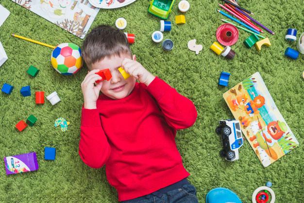 Kreatywne zabawki dla dzieci