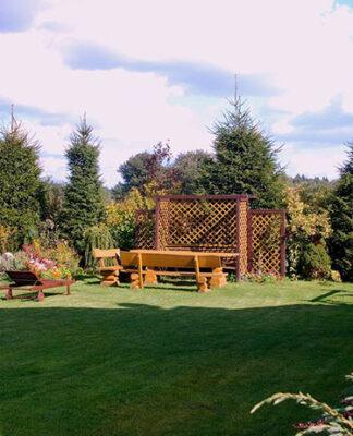Jak zabezpieczyć drewnianą wiatę ogrodową