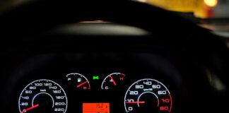 Oświetlenie LED w samochodzie