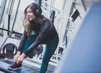Słuchawki na siłownię